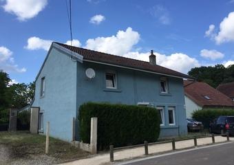 Vente Maison 4 pièces 120m² secteur Saulnot - photo