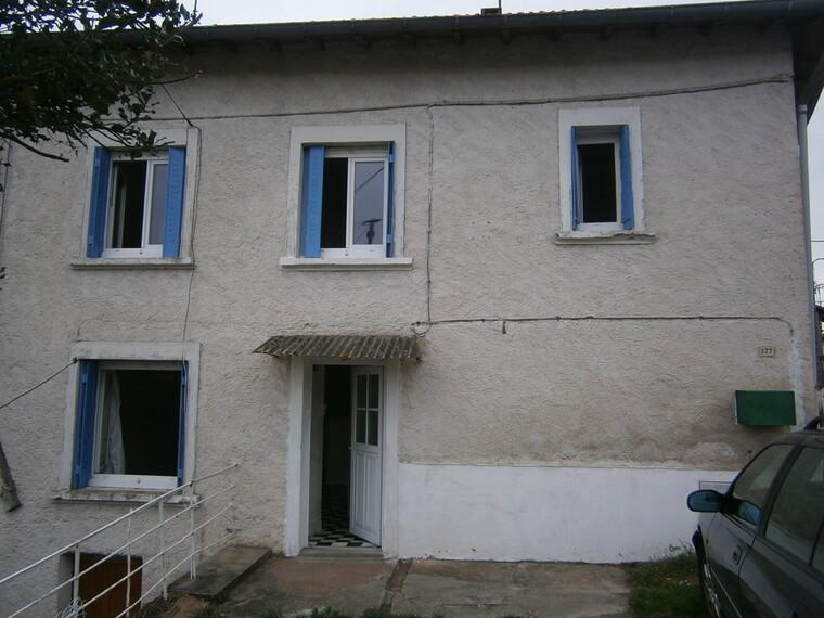 Vente Maison 6 pièces 100m² Cours-la-Ville (69470) - photo