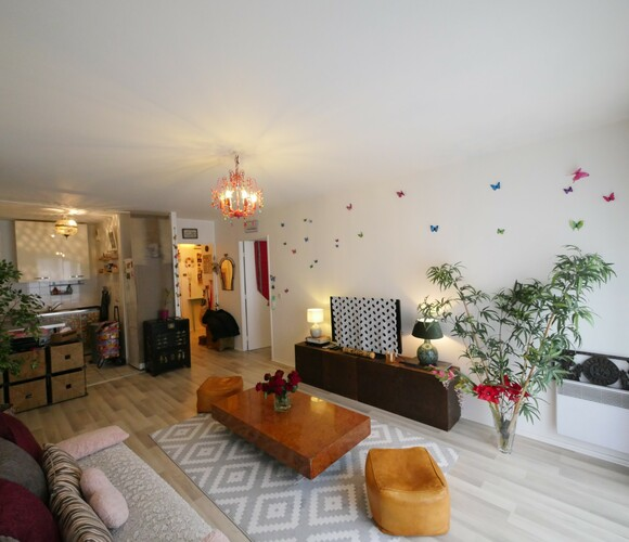Vente Appartement 2 pièces 50m² Suresnes (92150) - photo
