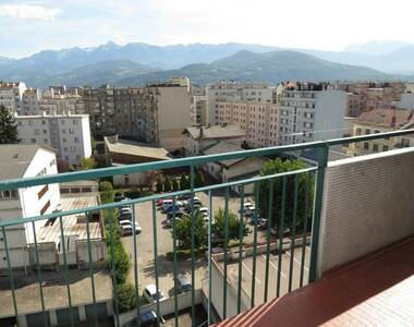 Vente Appartement 1 pièce 28m² Grenoble (38100) - photo