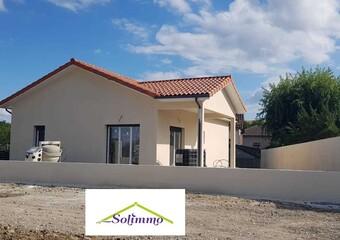 Vente Maison 5 pièces 103m² Saint-Victor-de-Cessieu (38110) - Photo 1