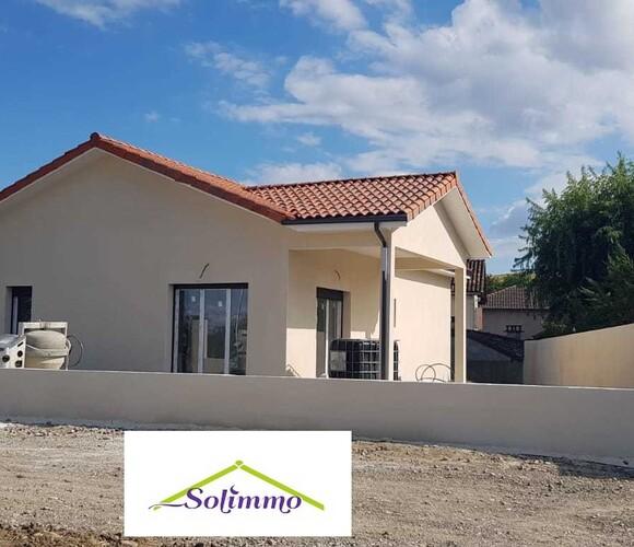Vente Maison 5 pièces 103m² Champier (38260) - photo