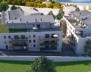 Vente Appartement 4 pièces 105m² Évian-les-Bains (74500) - photo