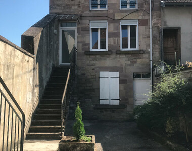 Renting Apartment 2 rooms 40m² Luxeuil-les-Bains (70300) - photo