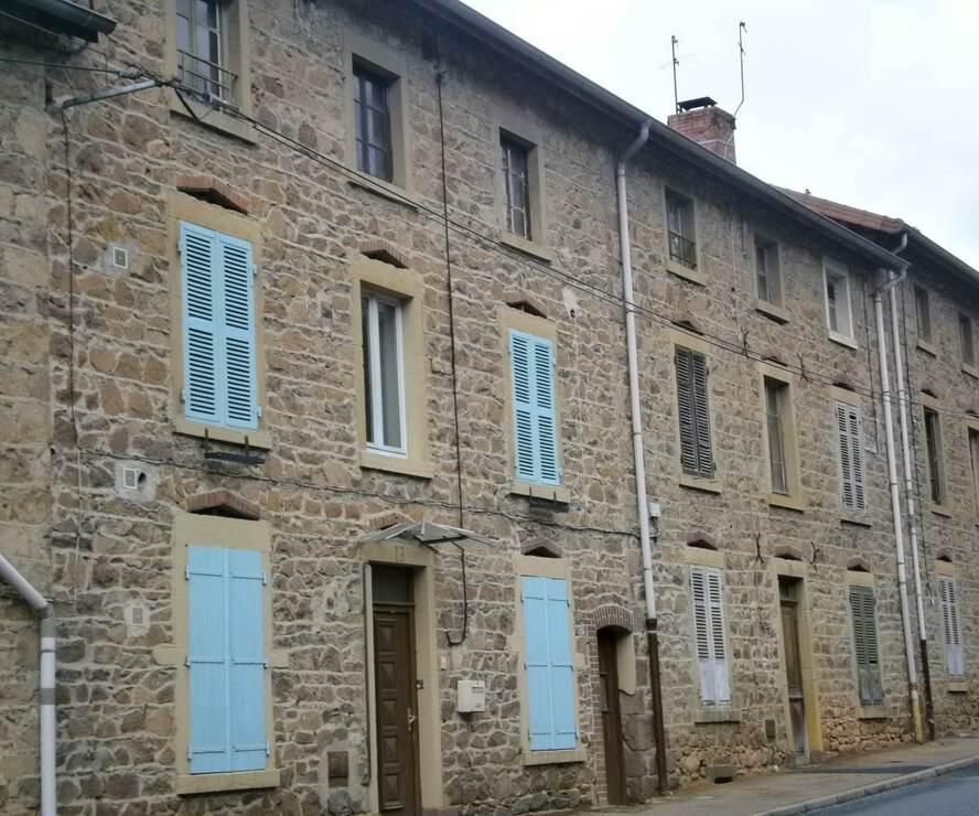 Vente Immeuble 20 pièces 300m² Cours-la-Ville (69470) - photo