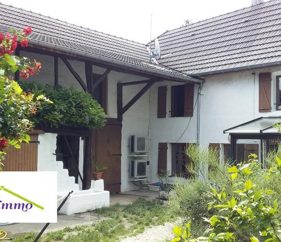 Vente Maison 4 pièces 80m² Les Abrets en Dauphiné (38490) - photo