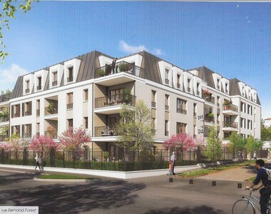 Vente Appartement 2 pièces 44m² Suresnes (92150) - photo