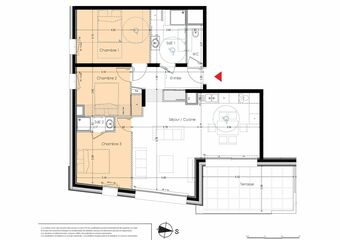 Vente Appartement 4 pièces 82m² Albertville (73200) - Photo 1