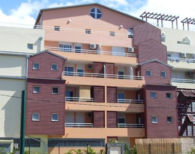 Vente Appartement 2 pièces 46m² Sainte-Clotilde (97490) - photo