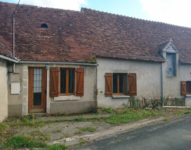 Vente Maison 2 pièces 65m² Badecon-le-Pin (36200) - photo