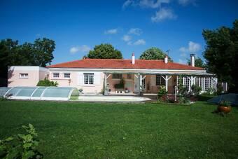 Vente Maison 6 pièces 150m² Saint-Médard-d'Aunis (17220) - photo
