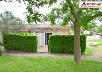 Vente Appartement 2 pièces 38m² Saint-Julien-en-Saint-Alban (07000) - Photo 1