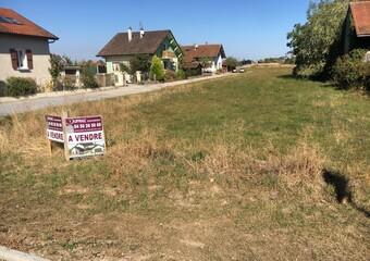 Vente Terrain 800m² Allinges (74200) - Photo 1