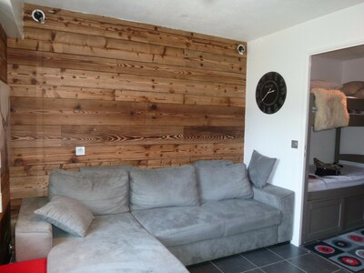 Vente Appartement 1 pièce 19m² SAMOENS - photo
