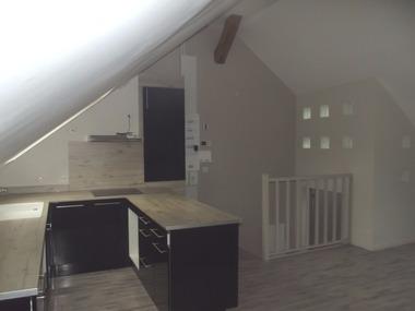 Vente Appartement 1 pièce 26m² Viarmes (95270) - photo