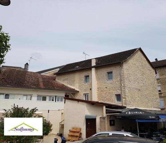 Vente Local commercial 160m² Montalieu-Vercieu (38390) - photo