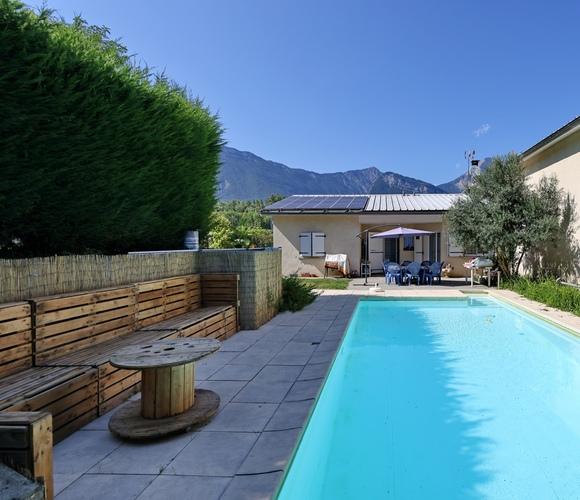 Vente Maison 4 pièces 500m² Saint-Nazaire-les-Eymes (38330) - photo