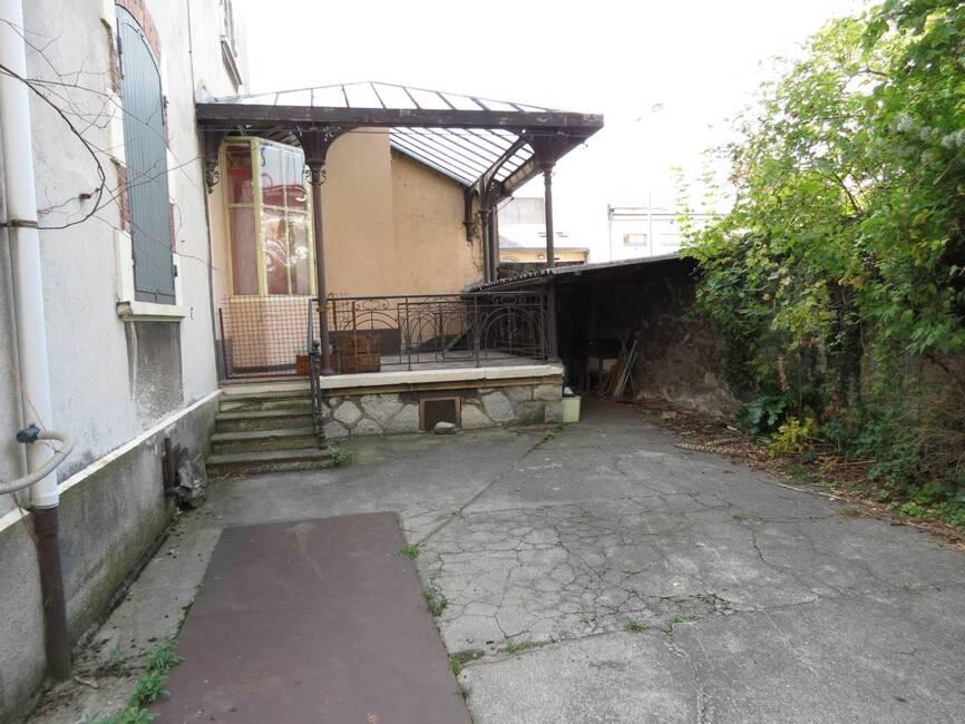 Vente maison 10 pi ces grenoble 38000 367743 for Maison de ville grenoble