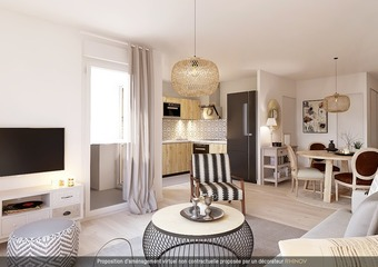 Vente Appartement 3 pièces 62m² La Côte-Saint-André (38260) - Photo 1