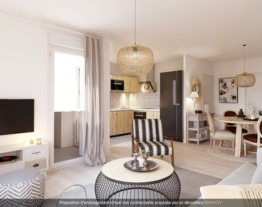 Vente Appartement 3 pièces 62m² La Côte-Saint-André (38260) - photo