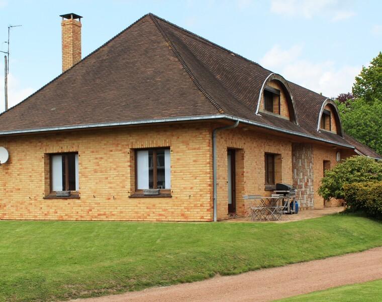Vente Maison 8 pièces 220m² Campagne-lès-Hesdin (62870) - photo