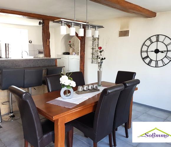 Vente Maison 6 pièces 150m² Vézeronce-Curtin (38510) - photo