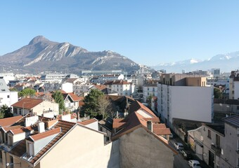 Vente Appartement 3 pièces 51m² Grenoble (38000) - Photo 1