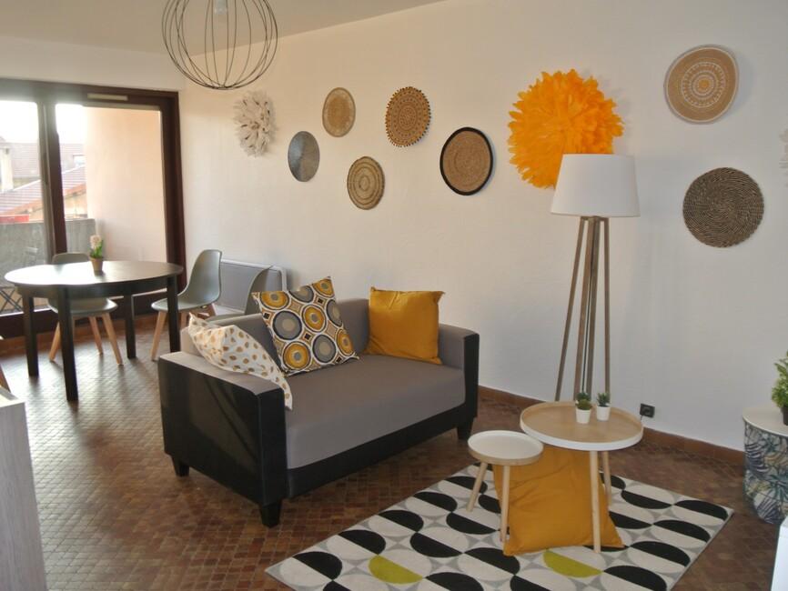 Vente Appartement 3 pièces 76m² Romans-sur-Isère (26100) - photo