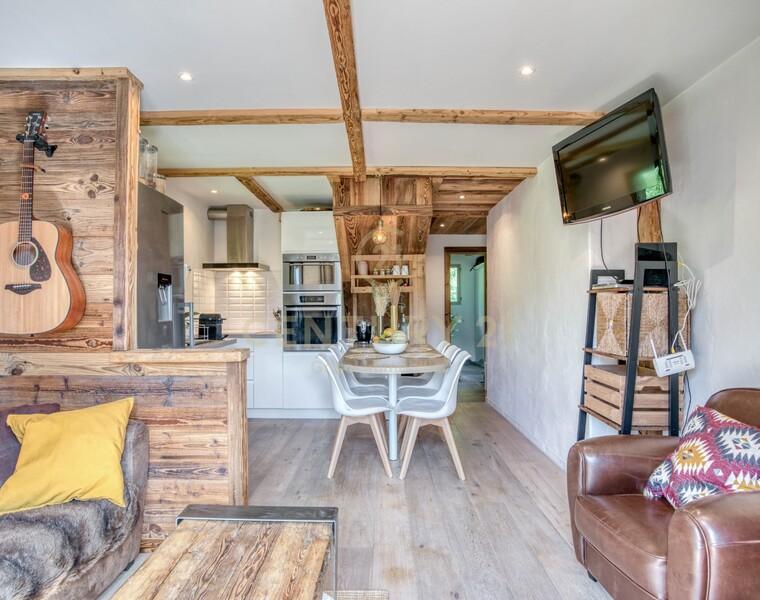 Vente Appartement 4 pièces 65m² Saint-Gervais-les-Bains (74170) - photo