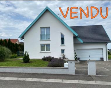 Vente Maison 6 pièces 160m² carspach - photo
