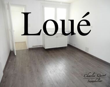 Renting Apartment 2 rooms 33m² Rang-du-Fliers (62180) - photo