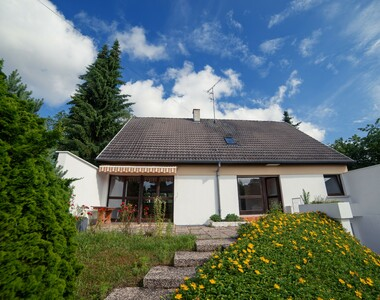 Vente Maison 6 pièces 214m² Riedisheim (68400) - photo