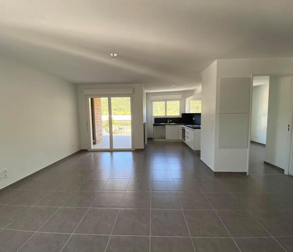 Location Appartement 3 pièces 60m² Saint-Martin-d'Hères (38400) - photo