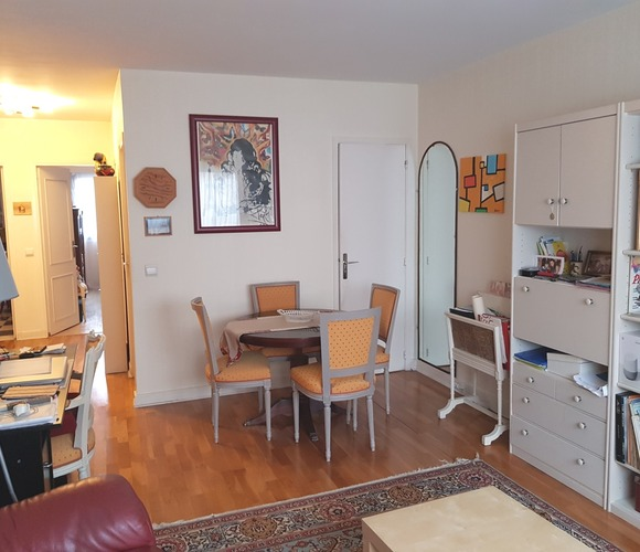 Vente Appartement 2 pièces 53m² Paris 19 (75019) - photo