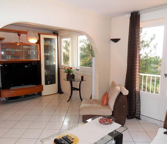 Vente Appartement 4 pièces 75m² Saint-Martin-d'Hères (38400) - photo
