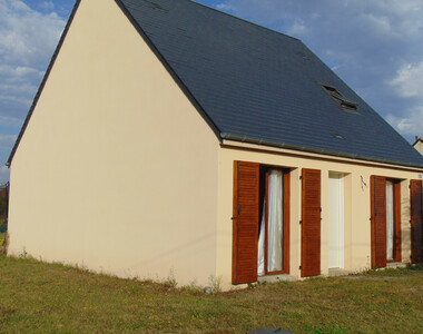 Sale House 4 rooms 80m² Courcelles-de-Touraine (37330) - photo