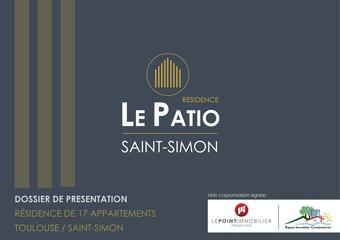 Vente Appartement 3 pièces 59m² Toulouse (31000) - photo