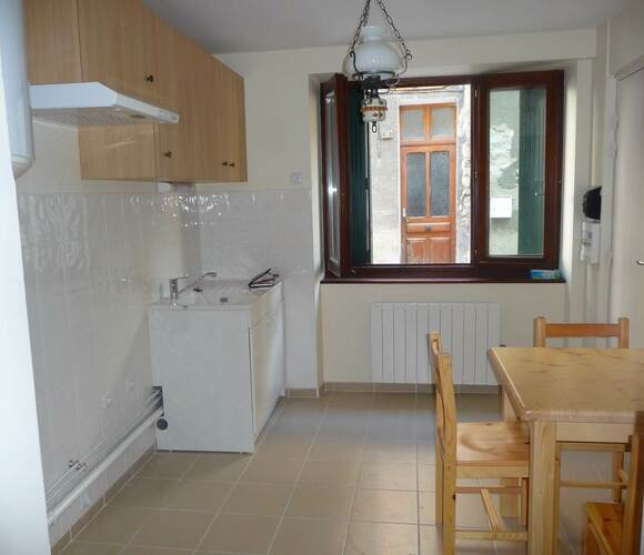 Location Appartement 2 pièces 20m² Le Bourg-d'Oisans (38520) - photo