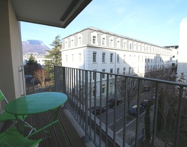 Vente Appartement 3 pièces 64m² Grenoble (38000) - photo