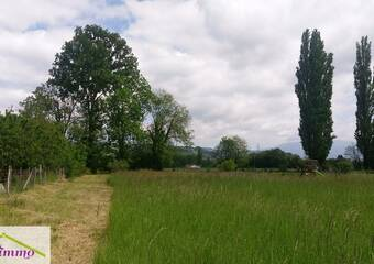 Vente Terrain 1 950m² Aoste (38490) - photo