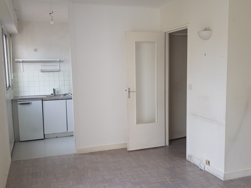 Vente Appartement 1 pièce 27m² Pantin (93500) - photo
