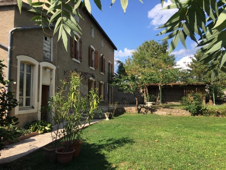 Vente Maison 6 pièces 103m² Bourg-de-Thizy (69240) - photo