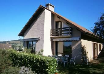 Vente Maison 6 pièces 150m² Bourg-de-Thizy (69240) - photo