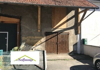 Vente Garage 75m² Les Abrets (38490) - Photo 1