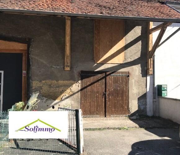 Vente Garage 75m² Les Abrets (38490) - photo