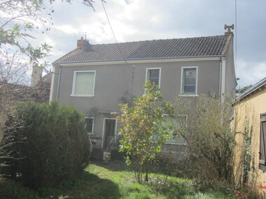 Vente Maison 5 pièces 120m² Saint-Marcel (36200) - photo