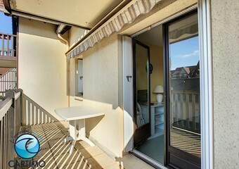Vente Appartement 2 pièces 24m² Cabourg (14390) - photo