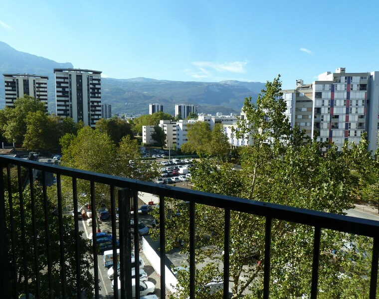 Sale Apartment 4 rooms 79m² Grenoble (38100) - photo
