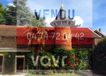 Vente Maison 9 pièces 355m² Couzon-au-Mont-d'Or (69270) - Photo 1