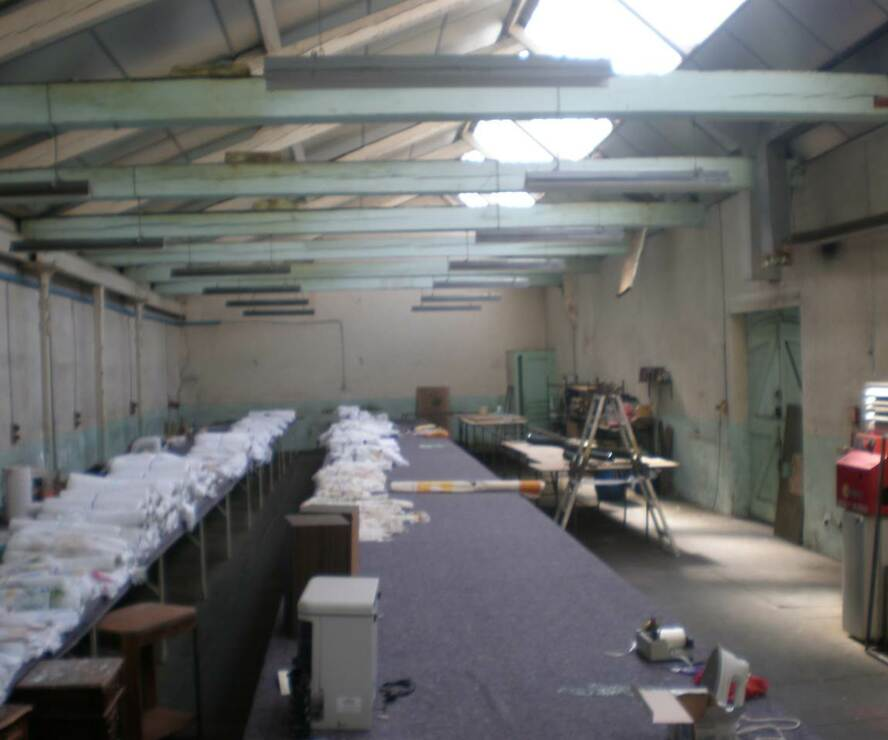 Location Local industriel 350m² Cublize (69550) - photo